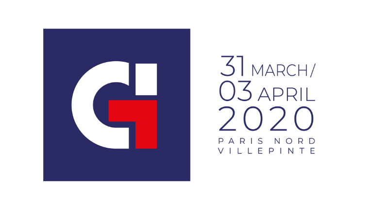 Estaremos na Global Industrie – Paris, France